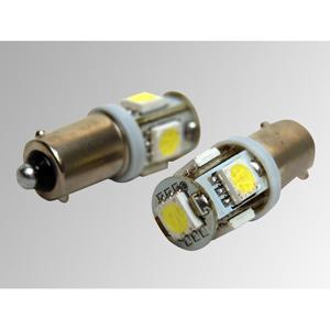 Ampoules à LEDs CMS BA9S blanches