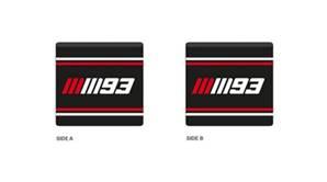 MM93 Bracelet éponge Noir