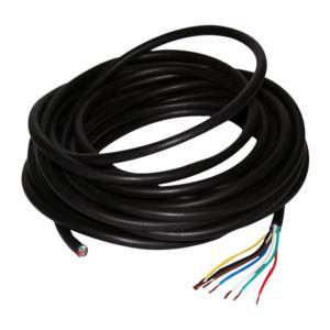 Câblage 7x0,75 ² longueur 10 m PVC