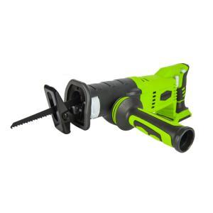 Scie sabre sur batterie GREENWORKS 24V (sans batterie ni chargeur)