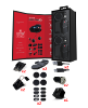 Kit Mains-libres et Intercom Motion 6 Pack Duo - Uclear