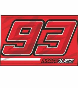 Drapeau 93 Marquez