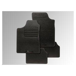 T.1 - Tapis de sol TrendTex noir 4pcs