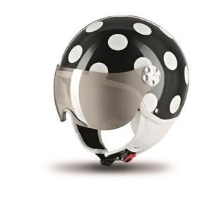 N350 SPOTS Noir&Blanc
