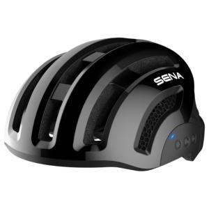 Casque vélo urbain connecté SENA X1 Noir
