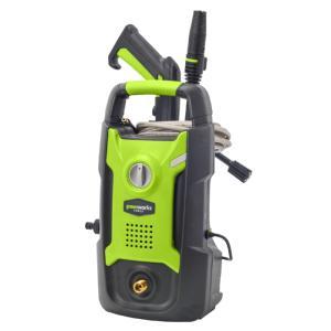 Nettoyeur haute pression GREENWORKS G1 100bar 1300W