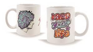 Sic Mug Multicolore