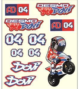 Stickers Medium Dovi 04
