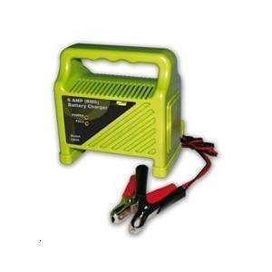 Chargeur de batterie automatique 6 Amp