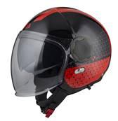 NZI - Casque Moto, Scooter Jet - RINGWAY DUO - Bicolore Mat