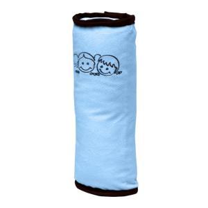 Coussin de ceinture de sécurité Bleu