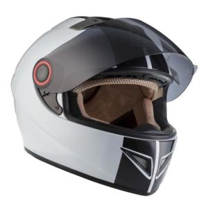 Casque Soxon Delux White