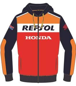 Sweat à capuche Repsol Honda