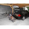 Porte-vélos 2 vélos sur attelage JAKE basculant - EUFAB