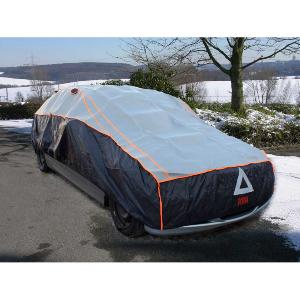 Housse anti-grêle Taille S - Protection complète de la voiture