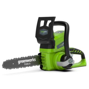 Tronçonneuse sans fil GREENWORKS 24V (sans batterie ni chargeur)