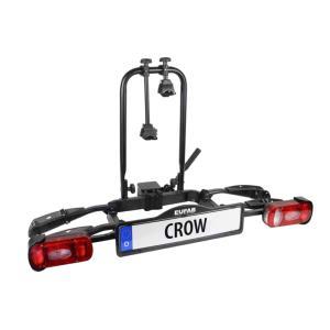 Porte-vélos 2 vélos sur attelage CROW - Eufab