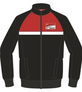Contrast Yoke Ducati Sweat-Shirt