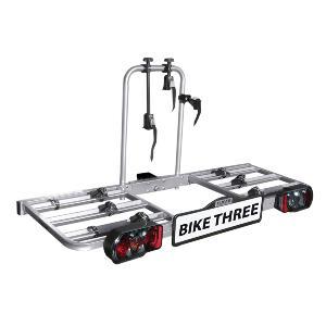 Porte-vélos plateforme 3 vélos BIKE THREE d'EUFAB