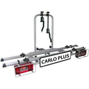 Porte-vélos 2 vélos sur attelage CARLO PLUS basculant - EUFAB