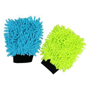 Gant de lavage en microfibre pour voiture