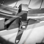 Sabot de roue 3,25 pouces pour porte-vélos PREMIUM TG