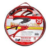 Câbles de démarrage APA 25 mm² Cuivre flexible Longueur 3,5 m