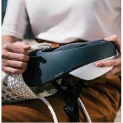 CLOSCA Casque de vélo sans visière pliable Graphite/Bordeaux LOOP