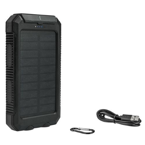 Chargeur solaire portable 10Ah
