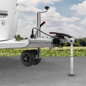 Pèse flèche de caravane aluminium