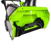 Souffleuse à neige électrique GREENWORKS 40V (sans batterie ni chargeur)