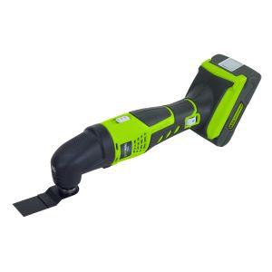 Découpeuse Ponceuse Scieuse sur batterie GREENWORKS 24V (sans batterie ni chargeur)