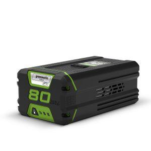 Batterie PRO GREENWORKS Li-Ion 80V 4Ah (sans chargeur)