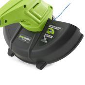 Coupe-bordure sans fil GREENWORKS 24V avec batterie et chargeur