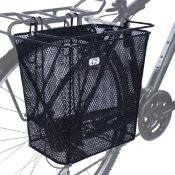 Panier arrière en fer OXFORD de vélo
