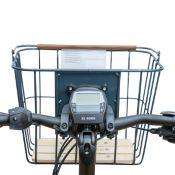 Attache rapide pour panier avant OXFORD de vélo électrique