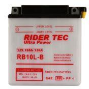 Batterie Moto RB10L-B Conventionnelle 12V 10Ah 120A