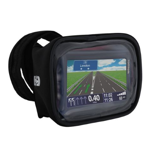 Housse Moto Porte-GPS OXFORD Strap-Nav