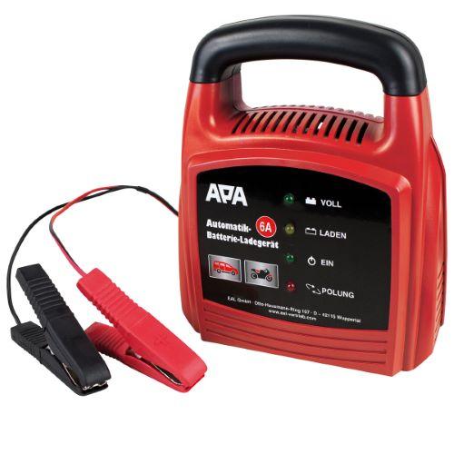 Chargeur batterie automatique 6A