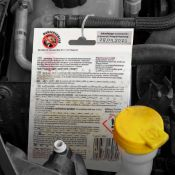 Répulsif odorant Anti-martre pour voiture