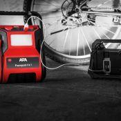 Aide au démarrage Power Pack 300A avec compresseur et lampe 15LED