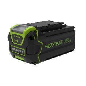 Batterie GREENWORKS Li-Ion 40V 4Ah (sans chargeur)