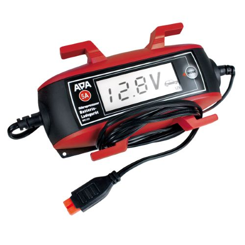 Chargeur de batterie 6V &12V 5A