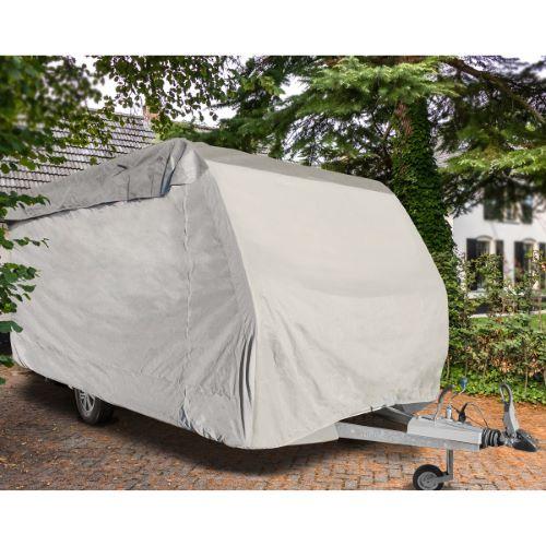 Housse de protection pour caravane 550x250x220cm