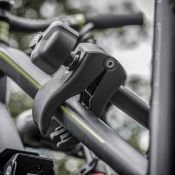 Fixe-cadres à verrouillage 2 vélos