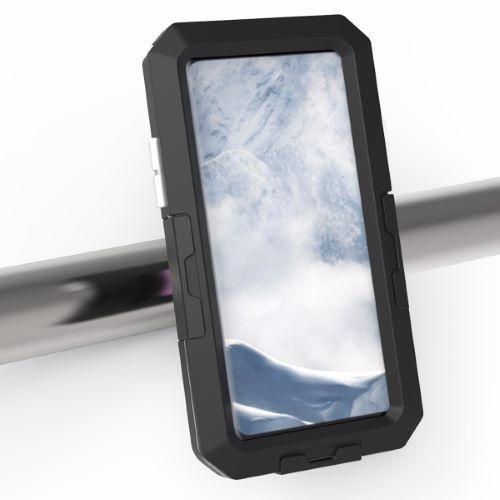 Étui étanche OXFORD Protège Samsung S8+/S9+ pour guidon de vélo