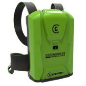 Batterie sac à dos PRO GREENWORKS 82V (sans chargeur)