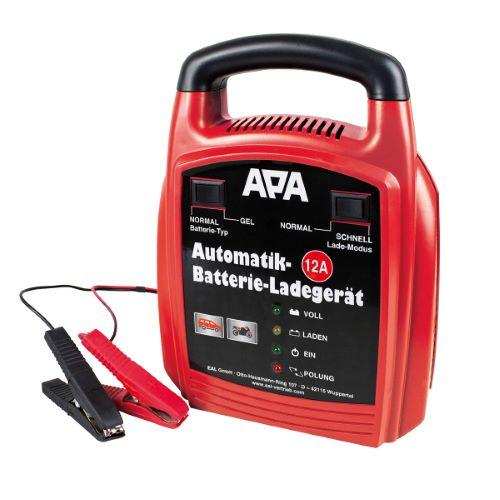 Chargeur batterie automatique 12A