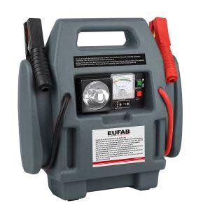 Aide au démarrage Power Pack 300A avec compresseur et lampe