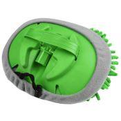 Mop de lavage Microfibre Tige télescopique 170cm